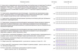 Заявление о возврате разницы между суммой налоговых вычетов и общей суммой налога на добавленную стоимость, исчисленной по реализации товаров (работ, услуг), имущественных прав