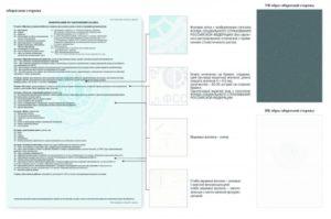 Примеры заполнения оборотной стороны листка нетрудоспособности
