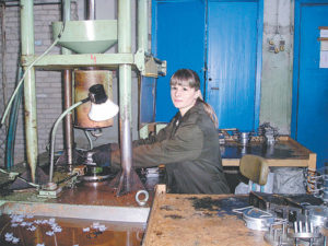 Рабочая инструкция литейщику пластмасс (2-й разряд)