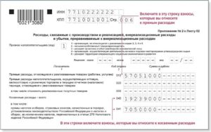 Налоговая декларация (расчет) по налогу на прибыль