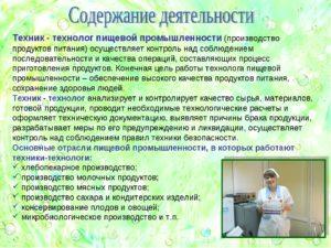 Должностная инструкция заведующему технологической пищевой лабораторией