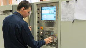 Рабочая инструкция оператору станков с программным управлением (4-й разряд)