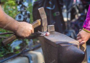 Рабочая инструкция кузнецу ручной ковки (4-й разряд)