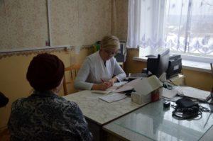 Паспорт сельской врачебной амбулатории, амбулатории общей практики