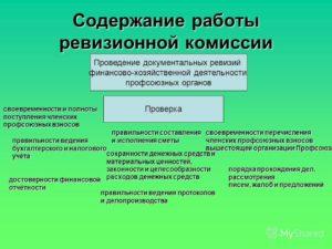 Положение о ревизионной комиссии Общества с ограниченной ответственностью