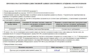 Аукционные документы к электронному аукциону на закупку