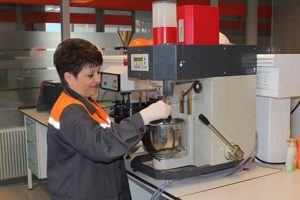 Рабочая инструкция лаборанту по физико-механическим испытаниям (2-й разряд)