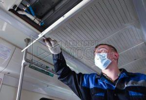 Рабочая инструкция мойщику-уборщику подвижного состава (3-й разряд)