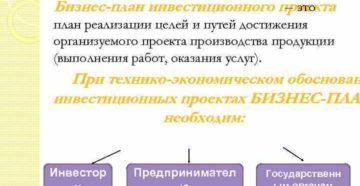 Договор на оказание услуг по разработке бизнес-плана инвестиционного проекта