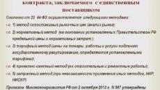 Экономическое обоснование к договору (контракту) товарообмена