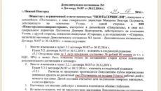 Соглашение о внесении изменений (дополнений) в договор товарного займа