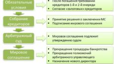 Предложение к заключению мирового соглашения в процедуре посредничества